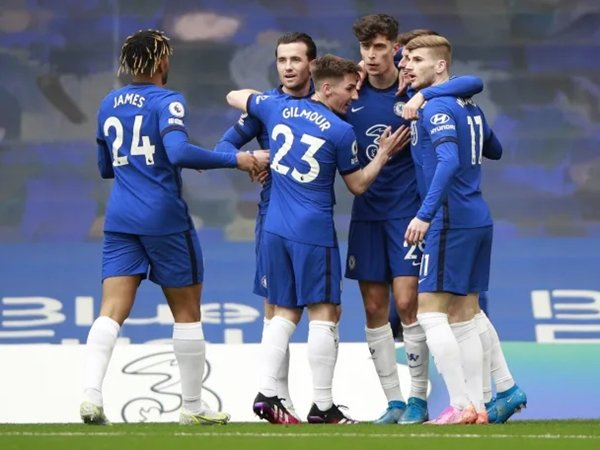 Chelsea menang 2-0 atas Fulham
