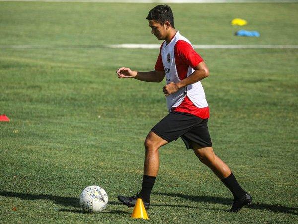 Persis Solo pinjam Arapenta Poerba dari Bali United