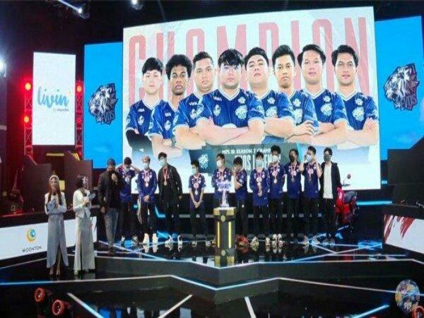 Revans Atas Bigetron Alpha, EVOS Legends Raih Juara MPL ID Season 7
