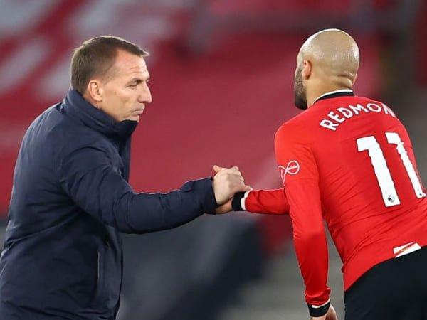 Rodgers Akui Leicester Kecewa Gagal Kalahkan Southampton
