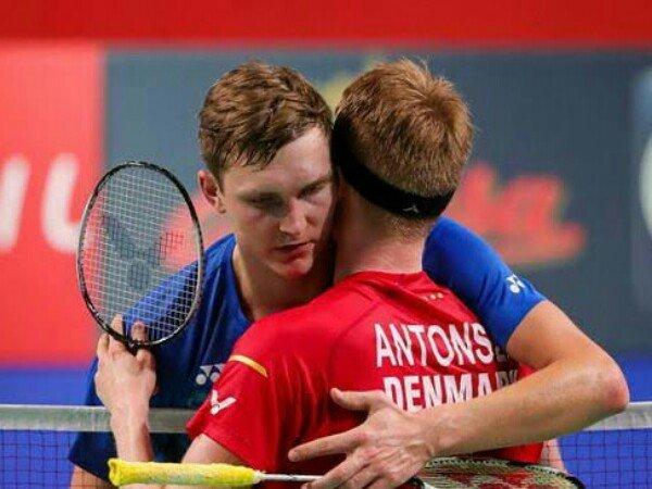 Hasil Tes Kedua Victor Axelsen Positif, Anders Antonsen Dinyatakan Juara Eropa