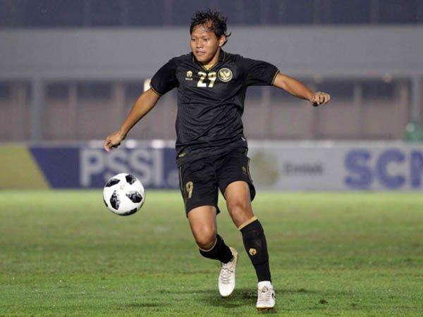 Adam Alis siap berikan yang terbaik untuk timnas Indonesia