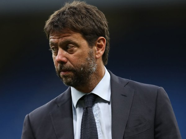 Bos Juventus, Andrea Agnelli.