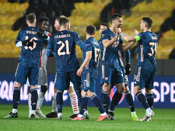 Arsenal sudah mencapai semifinal Liga Europa musim ini