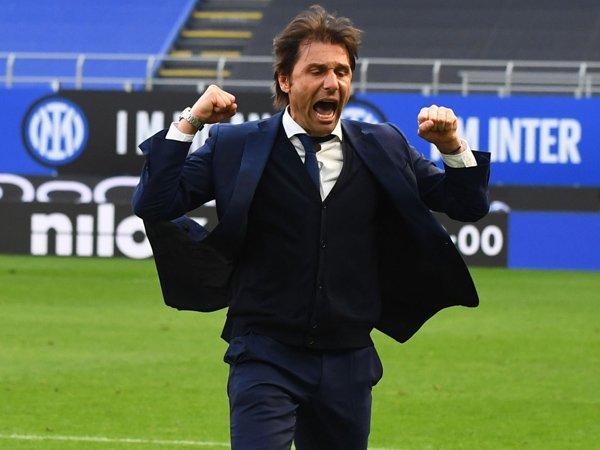 Manajer Inter Milan, Antonio Conte.