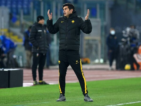 Dikalahkan Sampdoria, Paulo Fonseca kembali keluhkan cedera pemain AS Roma