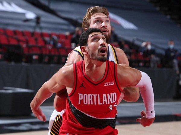 Enes Kanter tetap puasa meski sedang jalani jadwal NBA yang padat.