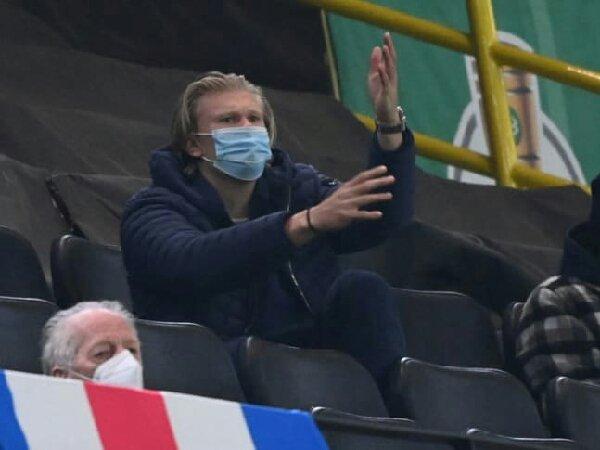 Erling Haaland sudah akan pulih saat Borussia Dortmund bertemu RB Leipzig