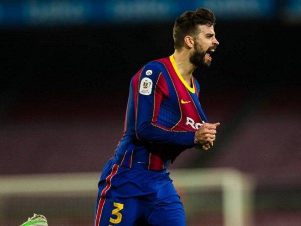 Barcelona wajib meraih kemenangan di sisa musim, tegas Gerard Pique.