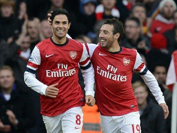 Santi Cazorla yakin Mikel Arteta orang yang tepat untuk Arsenal