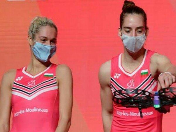 Stoeva Bersaudara Sabet Gelar Kedua Kejuaraan Eropa