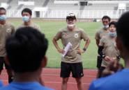 Tiba Di Jakarta, Shin Tae-yong Belum Dapat Pimpin Latihan Timnas Indonesia