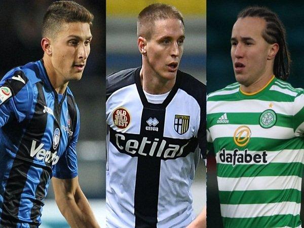 Tiga pemain bertahan AC Milan