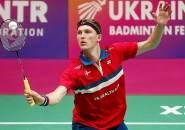 Victor Axelsen Terima Kenyataan Gagal Juara Eropa Karena Covid-19