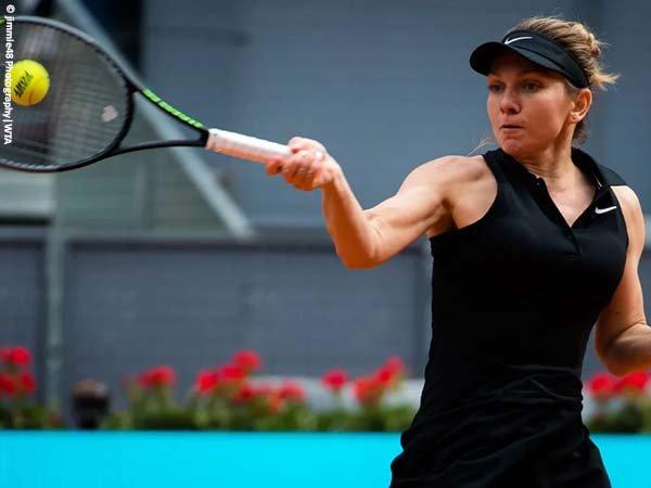Simona Halep meluncur ke babak ketiga Madrid Open 2021