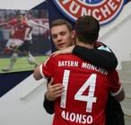 Xabi Alonso Sebut Neuer Sebagai Rekan Tim Terbaik