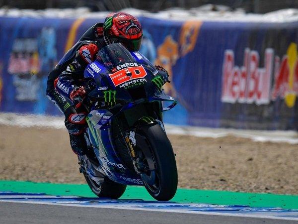 Kegagalan Fabio Quartararo di GP Spanyol buat bos Yamaha sedih.