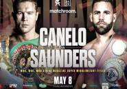 Canelo Bakal Mengalahkan Saunders dengan Mudah