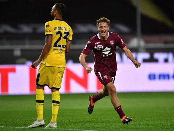 Parma resmi terdegradasi dari Serie A.