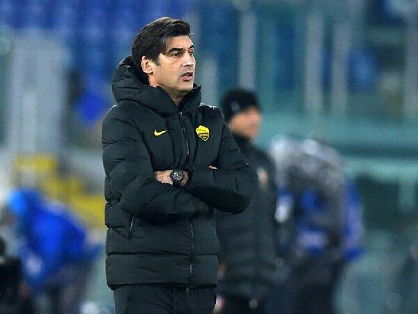 Jelang akhir kariernya di AS Roma, Paulo Fonseca mengsku fokus pada laga-laga terakhirnya