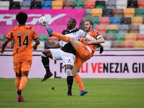 Leonardo Bonucci berharap Juventus belajar sesuatu dari Udinese