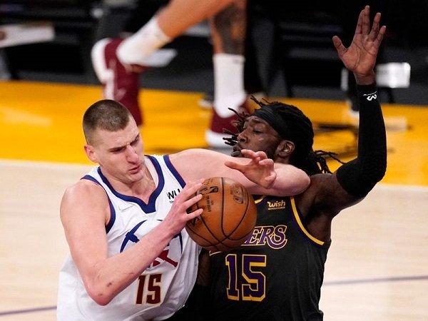 Nikola Jokic tak gentar jika harus berhadapan dengan Lakers di ronde pertama babak playoff.