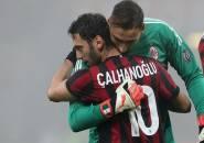 Pasrah Kehilangan Donnarumma, AC Milan Pesimistis Pertahankan Calhanoglu