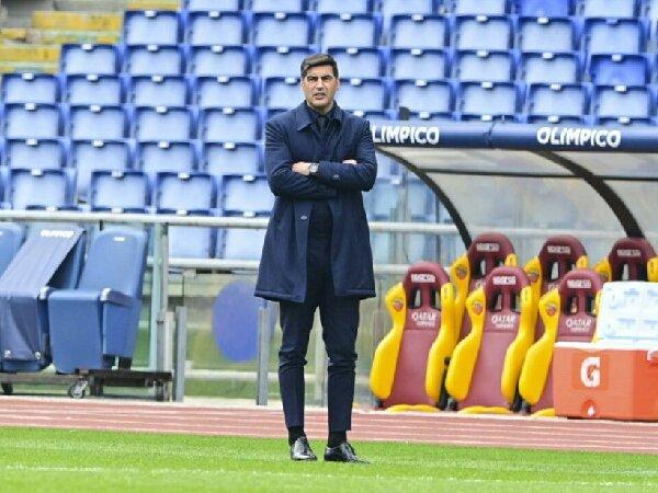 AS Roma akan pertahankan Paulo Fonseca sampai akhir musim