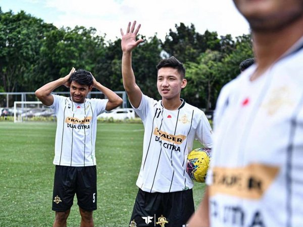 Syahrian Abimanyu jadi satu-satunya pemain dari klub luar negeri yang gabung TC Timnas Indonesia di Jakarta