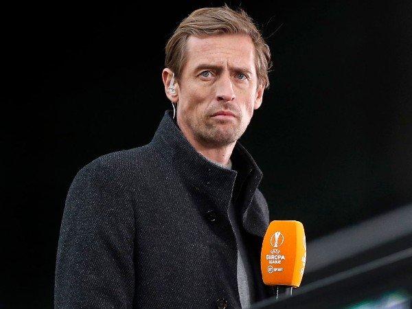 Peter Crouch tidak mau mendukung Arsenal di semifinal Liga Europa