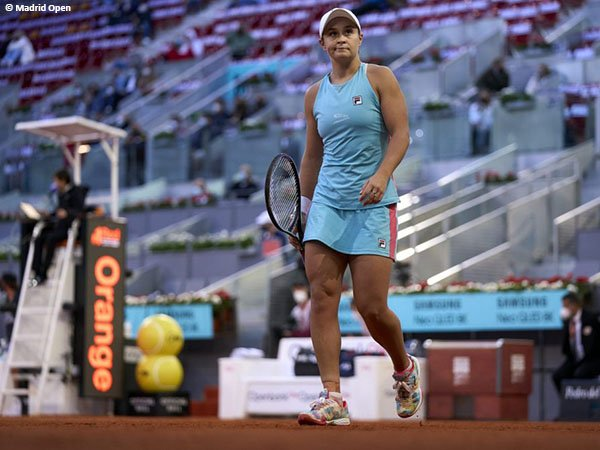 Ashleigh Barty tetap jadi individu yang sama meski raih pencapaian gemilang di dunia tenis
