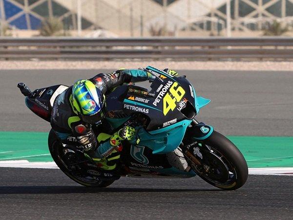 Valentino Rossi petik hal positif dari performa kurang optimalnya di tes pasca balap Jerez.