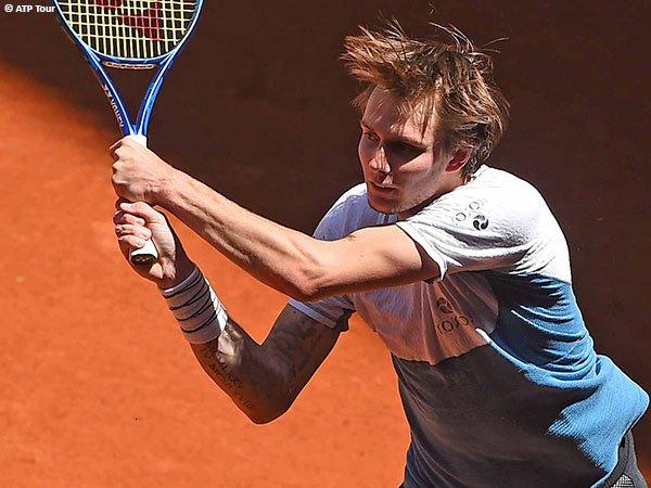 Alexander Bublik tembus babak ketiga Madrid Open 2021
