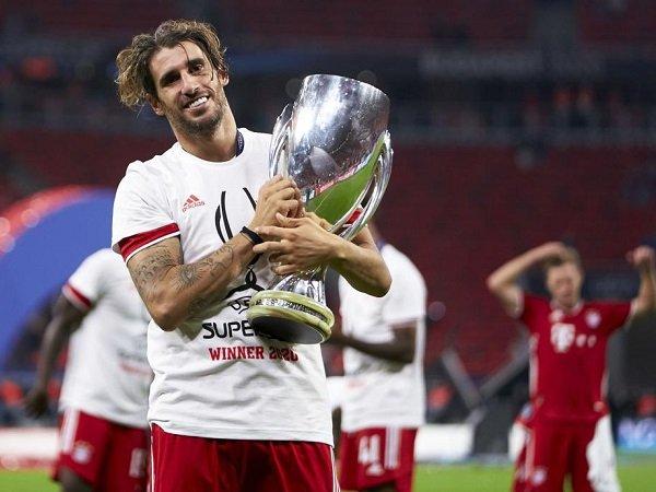 Bayern Munich dan Javi Martinez resmi berpisah akhir musim ini.