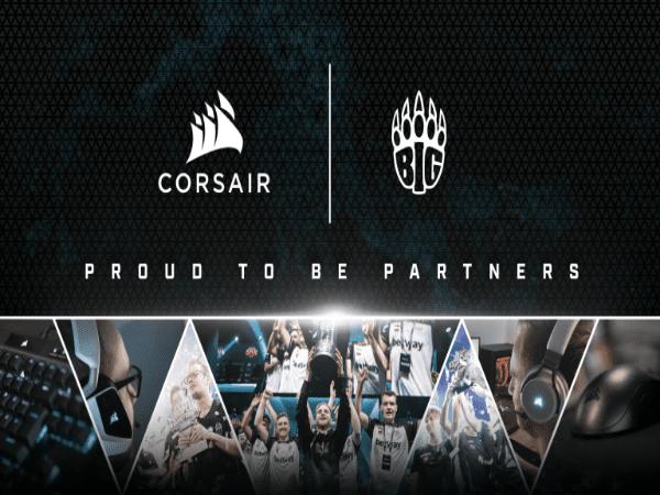 Berlin International Gaming Perpanjang Kerja Sama dengan CORSAIR