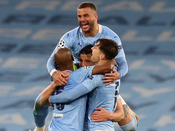 Bek Manchester City, Kyle Walker.