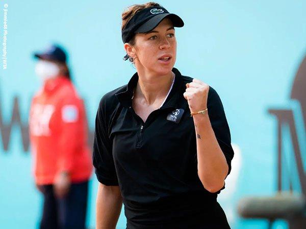 Anastasia Pvlyuchenkova melaju ke perempatfinal Madrid Open 2021