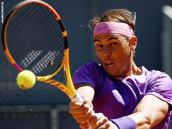 Rafael Nadal meluncur ke babak ketiga Madrid Open 2021