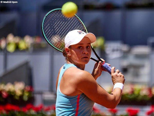 Ashleigh Barty melangkah ke semifinal Madrid Open 2021