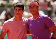 Carlos Alcaraz Berjanji Tampil Berbeda Jika Jumpa Rafael Nadal Lagi
