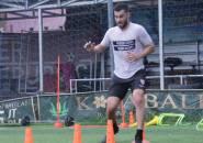 Farshad Ungkap Alasan Tetap Latihan di Bandung Meski Didepak Persib