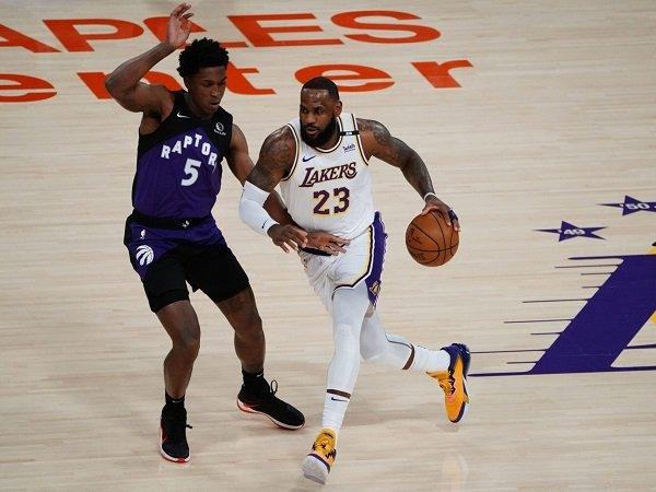 Cedera tidak akan halangi LeBron James bermain di babak playoff.