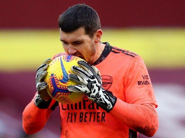 Mat Ryan merupakan kiper nomor dua Arsenal
