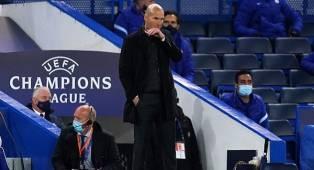 Zinedine Zidane Akui Superioritas Chelsea Atas Real Madrid