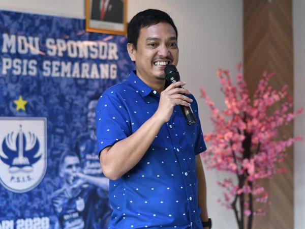 CEO PSIS Semarang, Yoyok Sukawi