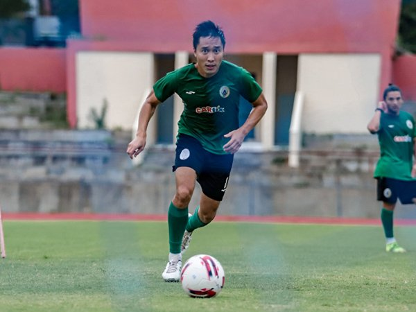 Arthur Irawan dipanggil TC timnas Indonesia