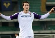 Pesaing Kian Banyak, AC Milan Makin Sulit Menangkan Servis Vlahovic