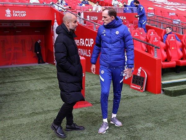 Thomas Tuchel yakin Chelsea akan tampil penuh percaya diri kontra Manchester City.