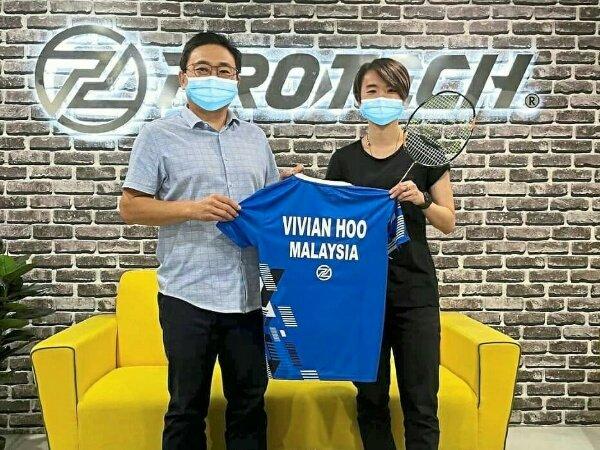 Malaysia Open Batal, Debut Profesional Vivian Hoo Tertunda
