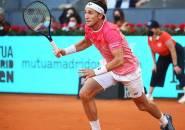 Perebutkan Semifinal Madrid Open, Casper Ruud Bungkam Alexander Bublik